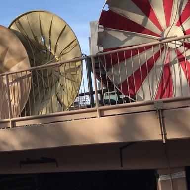 Former Prop Plaza at Universal Studios