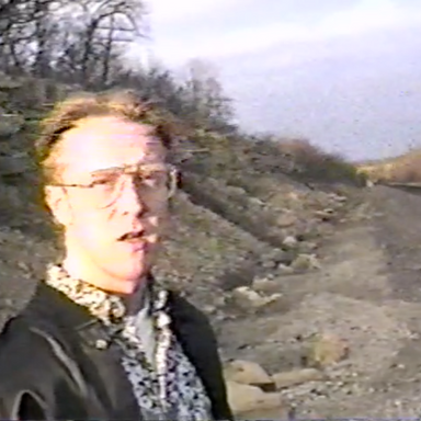 SEARCHING FOR SATAN IN A DESECRATED GRAVEYARD (1991)