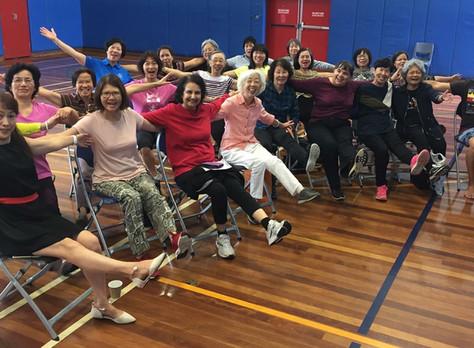 8 Reasons I Love Teaching Chair Yoga