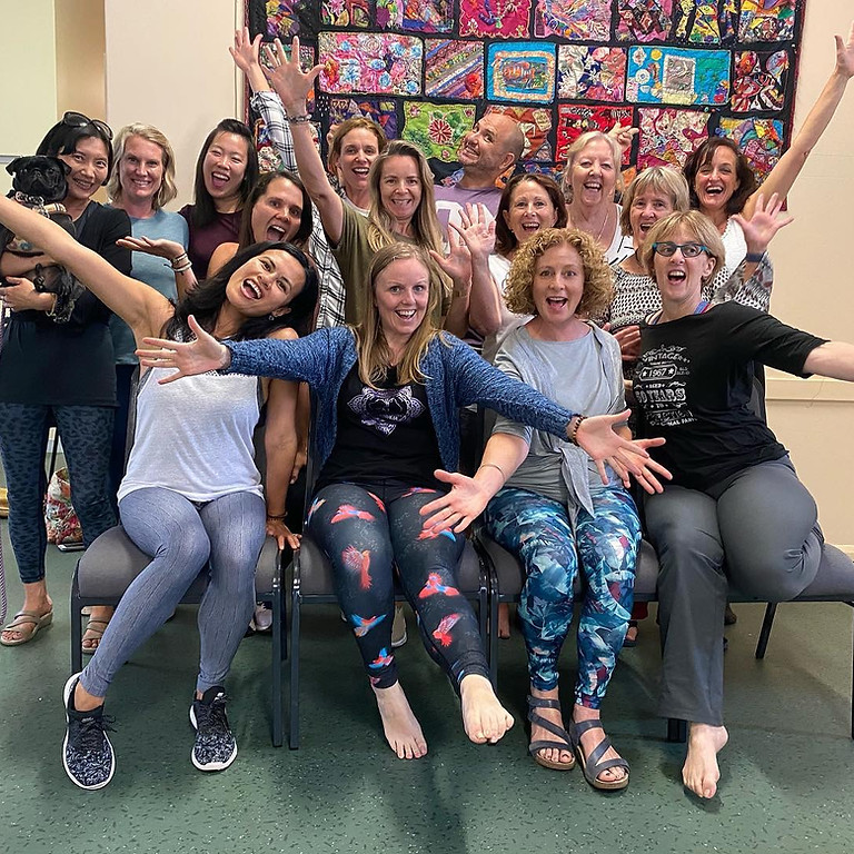 PERTH Chair Yoga Teacher Training - August
