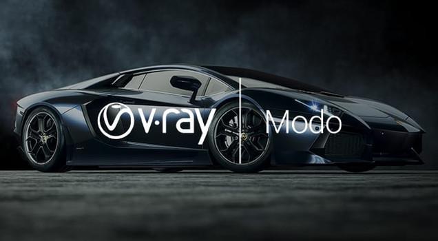 V-RAY PARA MODO