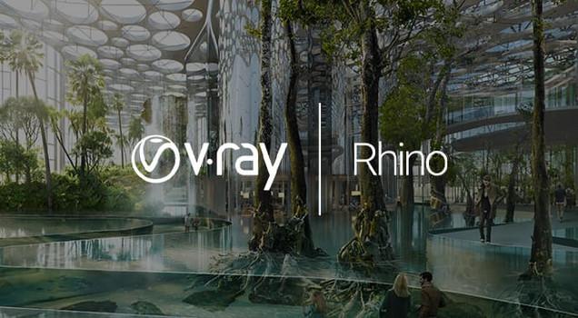V-RAY RHINO