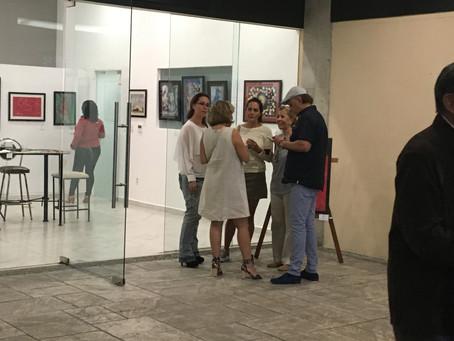 Pop Up Gallery opens in Pabellon, Rio Mayo, Cuernavaca