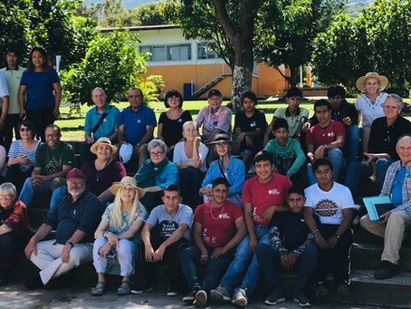 BPP sponsors visit 2 Don Bosco Locations
