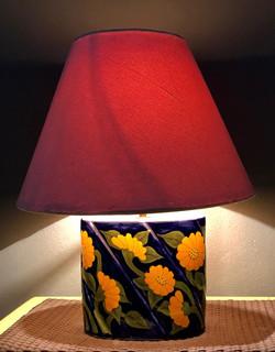 Talavera Lamp 2