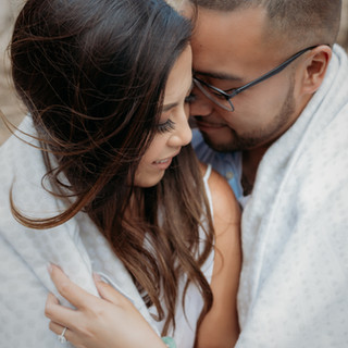 Engagement Session with Denise Lum Photography