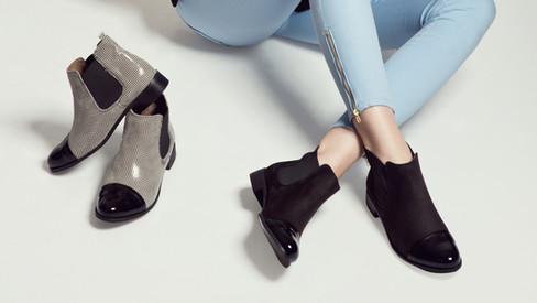 2 пары обуви женские
