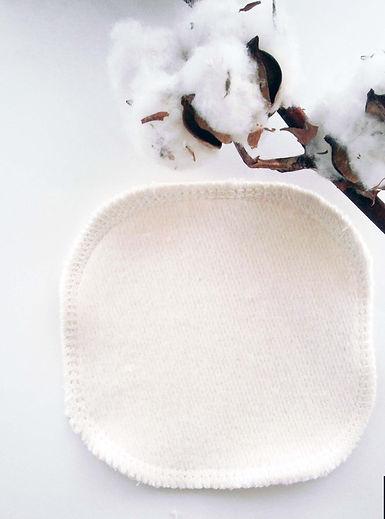 Coton bio bambou lingettes lavables écologique biologique démaquillage lavage visage