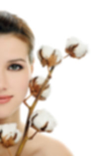 Coton bio lingettes lavables démaquillage mademoiselle papillonne couture