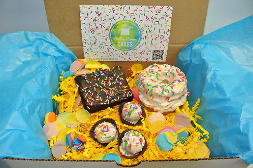 Birthday Box -  Vanilla