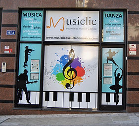 puerta musiclic