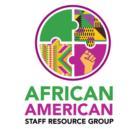 African American Staff Resource Group Logo