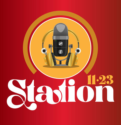 Station 1123 Podcast Logo