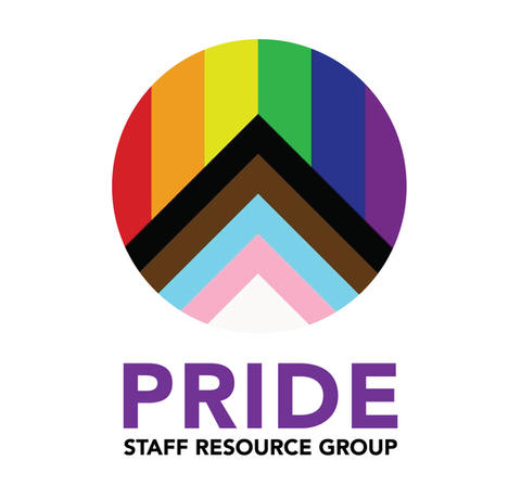 Pride Staff Resource Group Logo