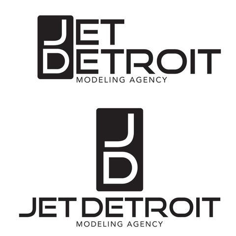 Jet Detroit Logo Concept