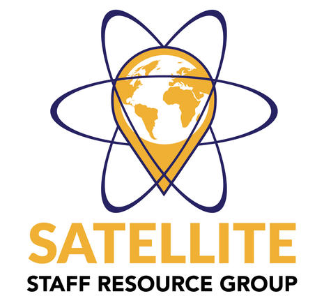 Satellite Staff Resource Group Logo