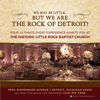 Little Rock Baptist Brochure