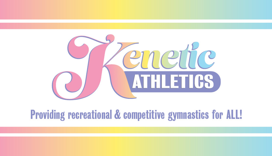 Kenetic Athletics Business Card