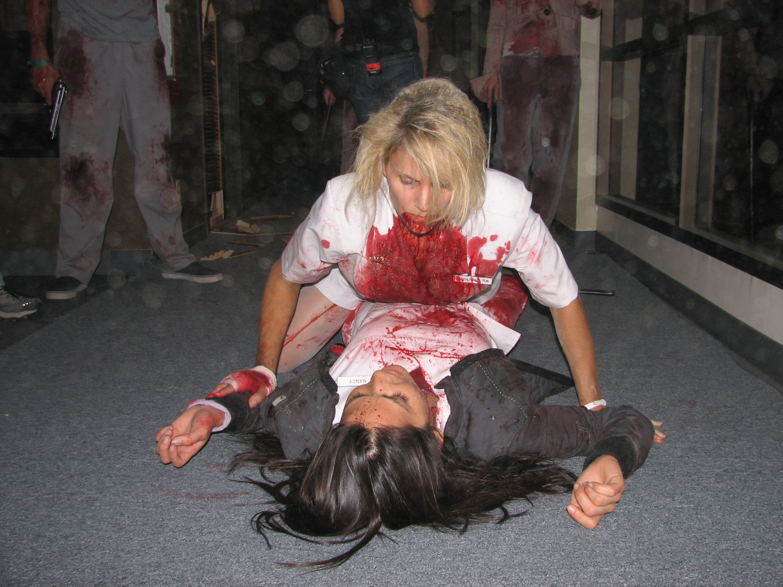 """Insanitarium"" with Olivia Munn"