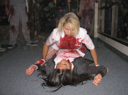 """Insanitarium"" with Olivia Munn"