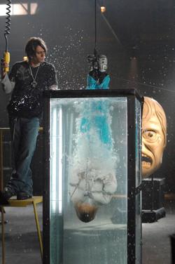 """""""CSI: NY"""" with Criss Angel"""