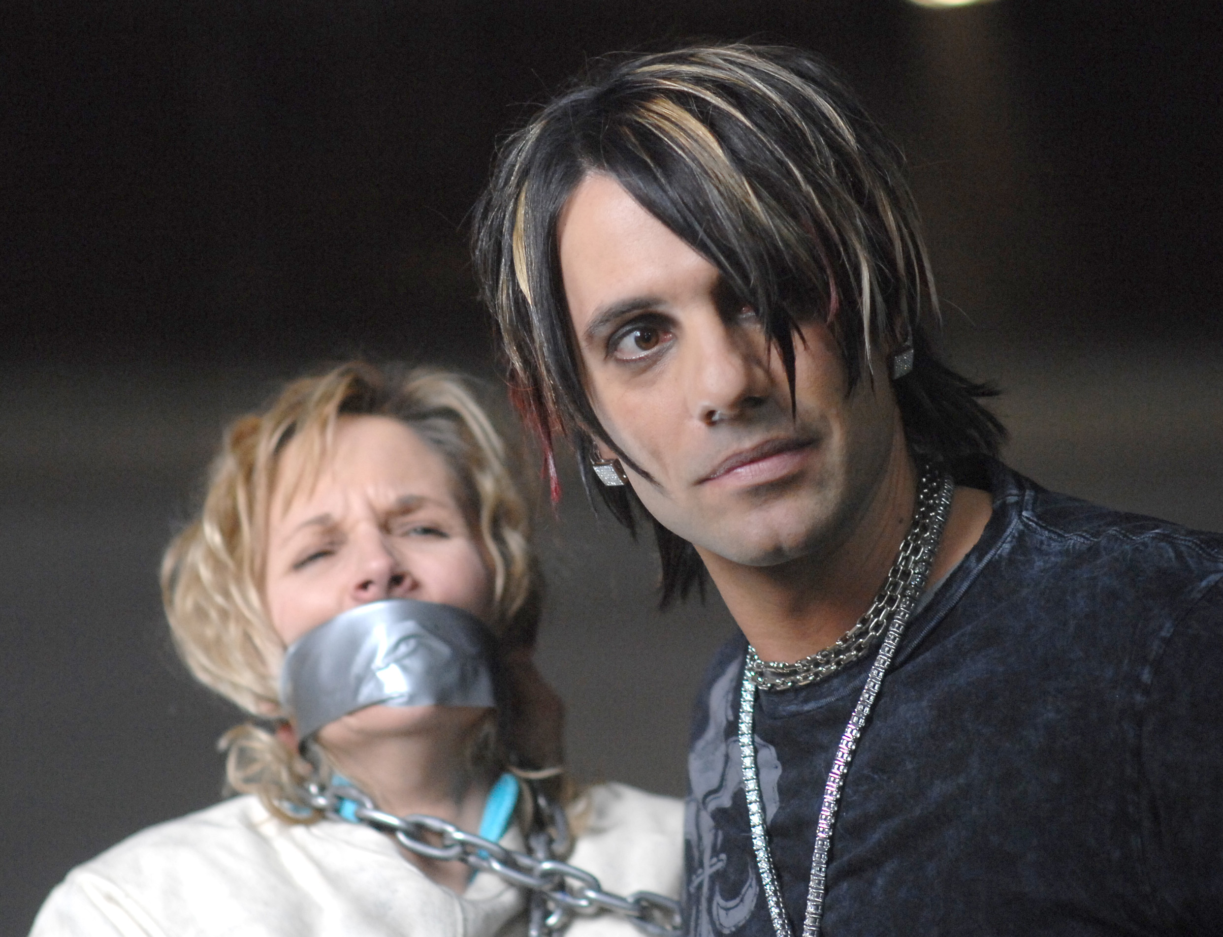 """CSI:NY"" with Criss Angel"