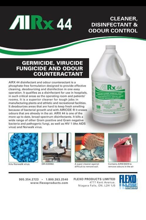 AIRX 44 Disinfectant / Price 4L Jug