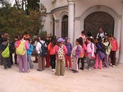 פעילות בבית הכנסת הגדול