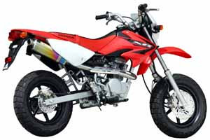XR100 ZERO TD ANO 05-07