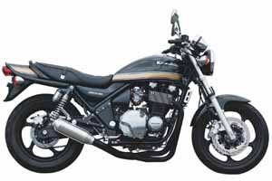 ZEPHYR1100 MONSTER BLACK