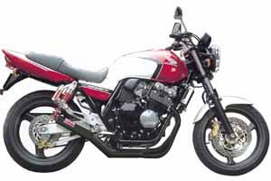CB400SF H-VTEC ONE PIECE, BLACK 99-07
