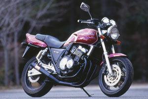CB400SF  ONE PIECE, BLACK 92-98