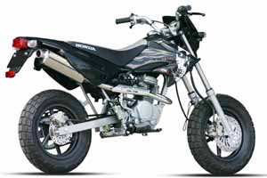 XR50 ZERO TD WT 05-07