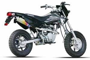 XR50 ZERO TD ANO 05-07