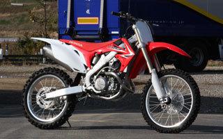 CRF450 ZERO RACING 09-