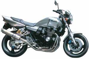 XJR400 ZERO SS WT 02-07