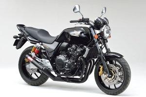 CB400SF H-V REVO ONE-PIECE BLACK 08