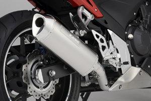CB400/500 R,F,X MX SLIP-ON WT S/O 13