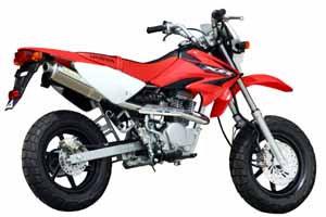 XR100 ZERO TD WT 05-07
