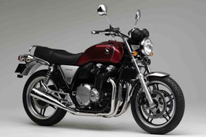 CB1100 TWIN MEGAPHONE STAINLESS STEEL 10