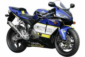 CBR600RR ZERO GP WT 05-06