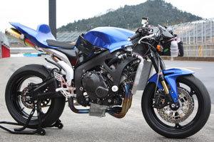 CBR600RR ZERO RACING ANO Ti 07-