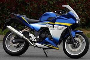 CBR250R ZERO RACING S/O 11-13