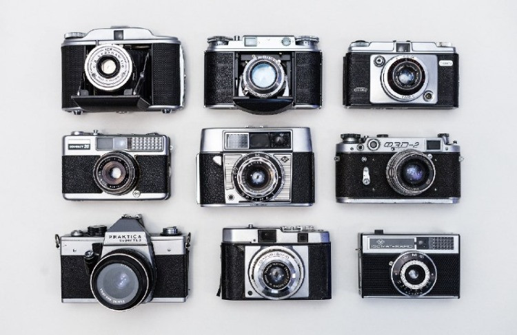 Macchina fotografica analogica