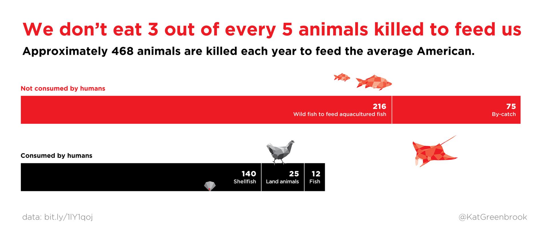 Animals killed