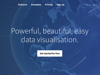 The tools and discipline of data storytelling