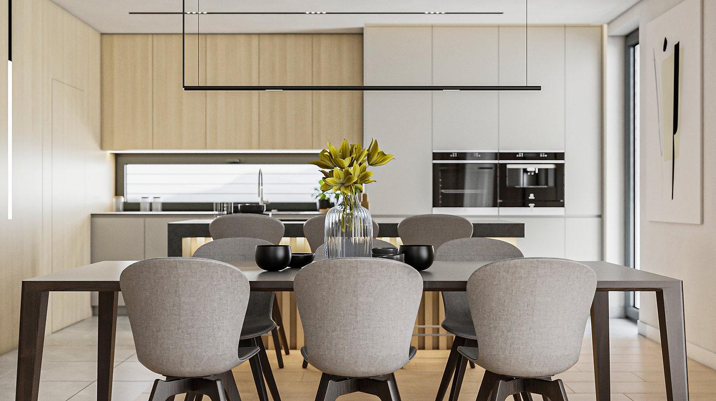 Kuchyňa interiér