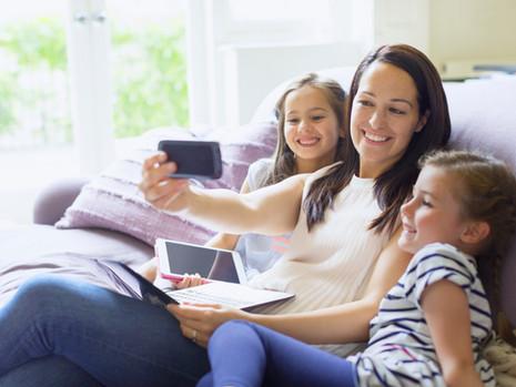 La tecnología y su  impacto en  los procesos de Familia - PRIMERA PARTE