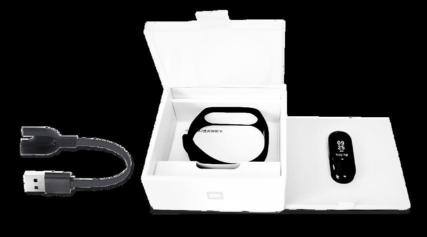 Xiaomi Mi Band 3 комплектация