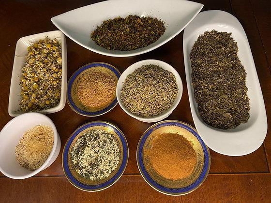 Variety Herbal Pack tea bags